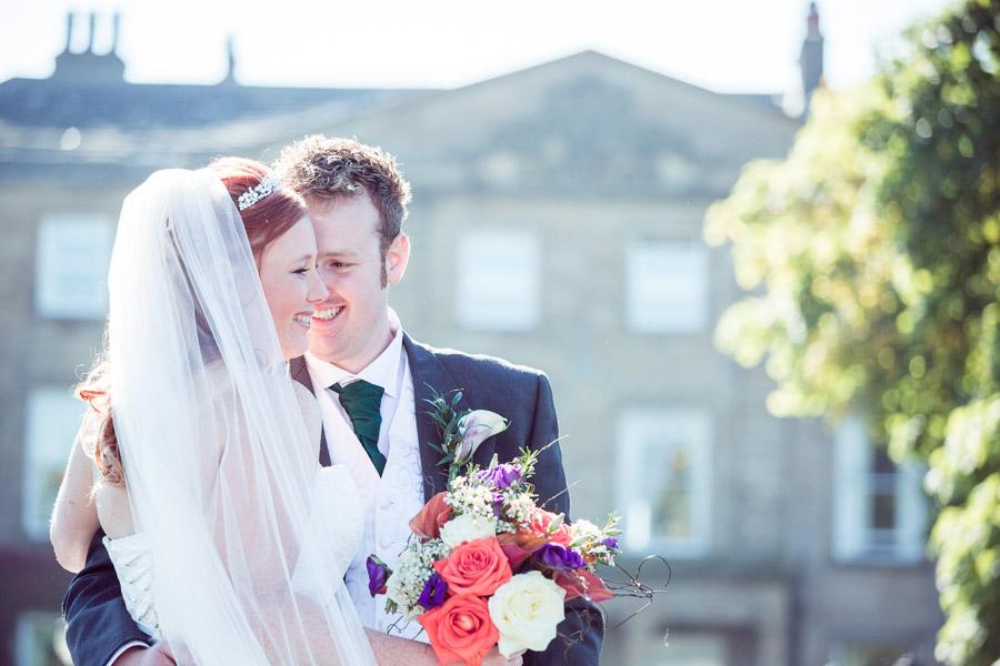 Watertown Park wedding