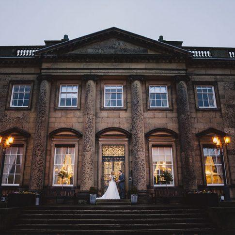 Denton Hall wedding photographer