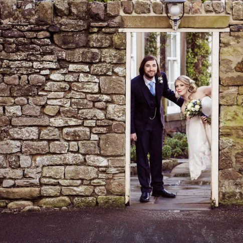 Devonshire arms wedding photographer