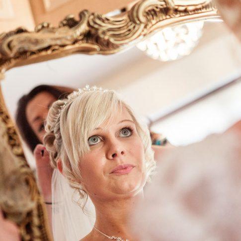 Yorkshire bridal preparation