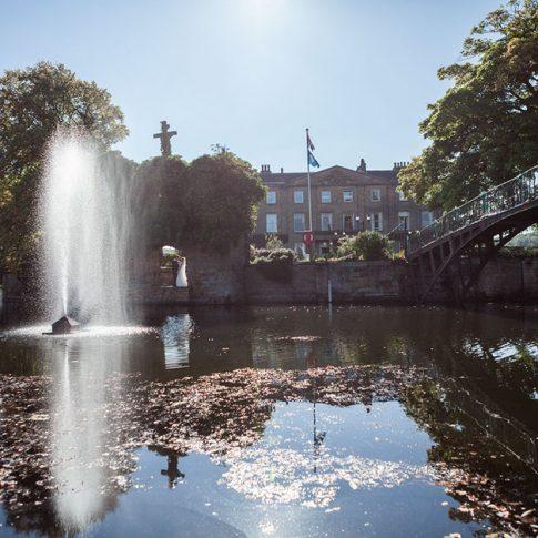 Waterton Park weddings in Wakefield