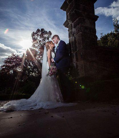 Yorkshire wedding photography Halifax