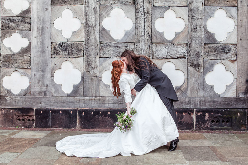 Ordsal Hall wedding