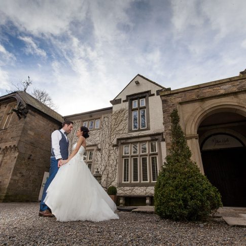 Mitton Hall Wedding photography Clitheroe