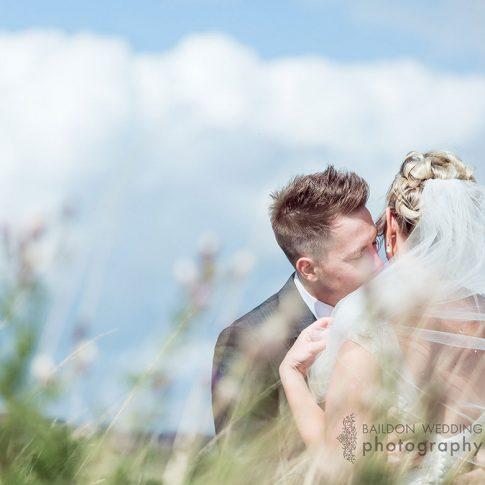 moorland Yorkshire wedding photography