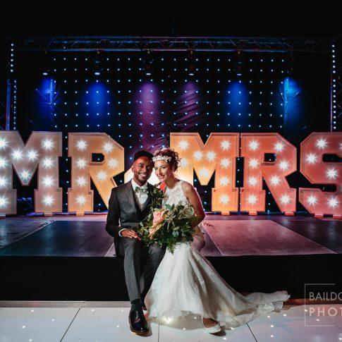 Yorkshire wedding in Halifax