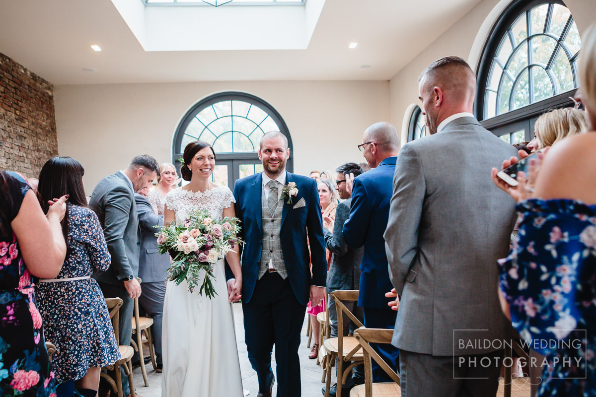 Just married Middleton lodge